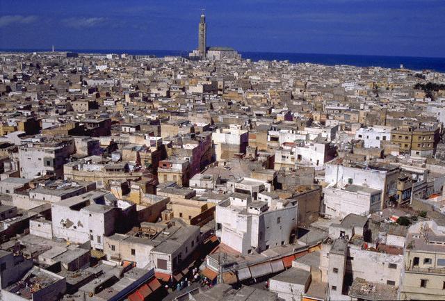 Morocco scott brown 39 s cerebral caffeine - Marocco casablanca ...