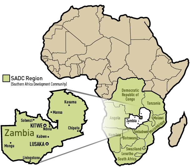 Zambia | Scott Brown's Cerebral Caffeine