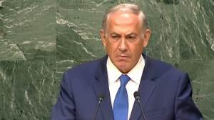 NetanyahuAtUNWitheringStare